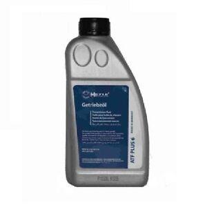Check Transmission Fluid >> MEYLE PLUS 6 ATF AUTO GEARBOX OIL FLUID BMW 83 22 0 142 516 SK & M1375.4   eBay