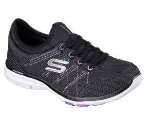 skechers trainers with memory foam
