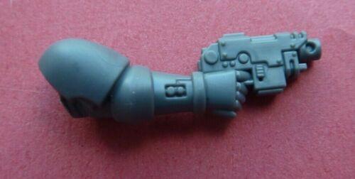 Space Marine Primaris los infiltrados//incursors brazo derecho Perno pistola bits 40K