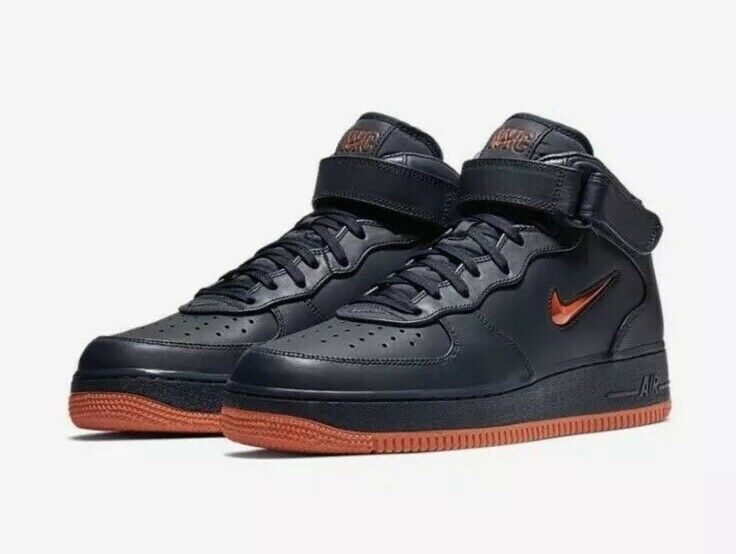 Nike Air Force 1 Mid Retro PRM QS NYC's Finest Pack AF1 Size 10 AO1639 400