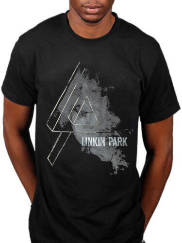 Official Linkin Park Smoke T-Shirt Meteora Hybrid Theory Living Thing Concentric