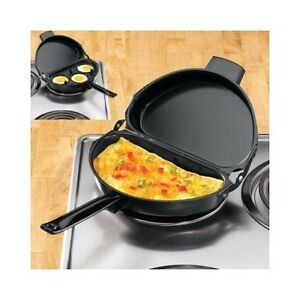 How To Cook An Omelette Without A Nonstick Pan