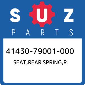 41430-79001-000-Suzuki-Seat-rear-spring-r-4143079001000-New-Genuine-OEM-Part