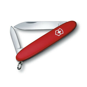 Victorinox Excelsior Red Swiss Army Pocket Knife 84 Mm