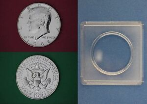 1976 P D Kennedy Half Dollars With DIY Slabs from Mint Set Combined Shipping