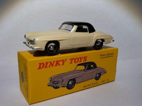 Mercedes 190 SL ref 526 au 1//43 de dinky toys atlas