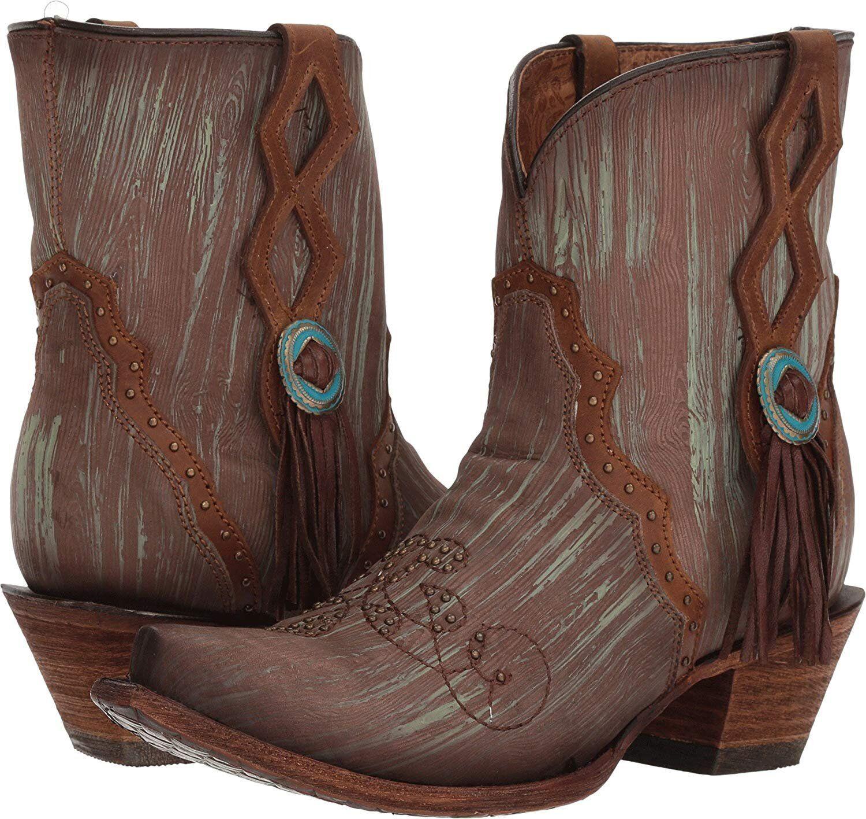 Man/Woman Corral Boots Womens C3292 Good design Attractive fashion Diversified new design