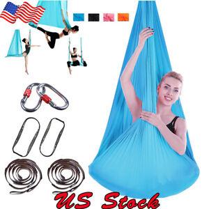 yoga swing sling hammock trapeze antigravity inversion