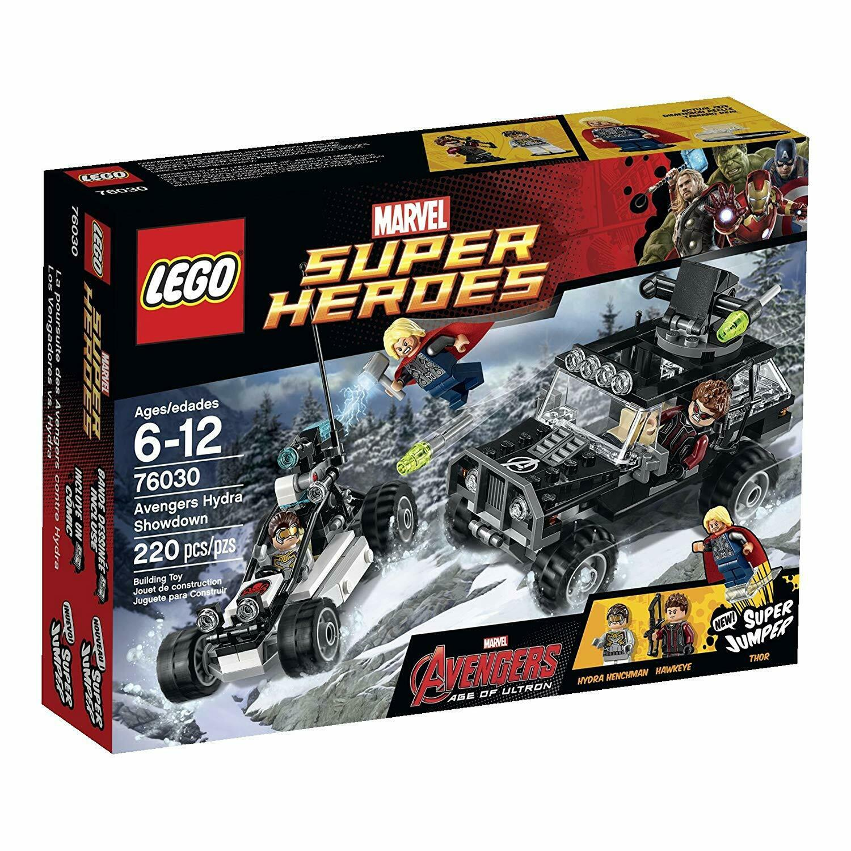 LEGO Superheroes Avengers Hydra Showdown 76030