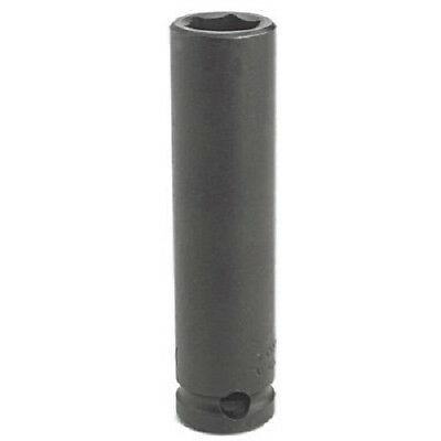9-Piece Stanley Proto J62133M 1//4-Inch Drive Metric Universal Impact Socket