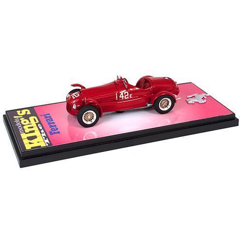 Kings Modèles 1 43 1951 Ferrari 166  42 Cunningham mecox trophée