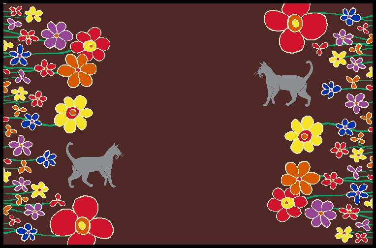 Fußmatte mit Namen Napfunterlage Katzenmatte  75x50 cm  Design 17180664 | Deutschland Store