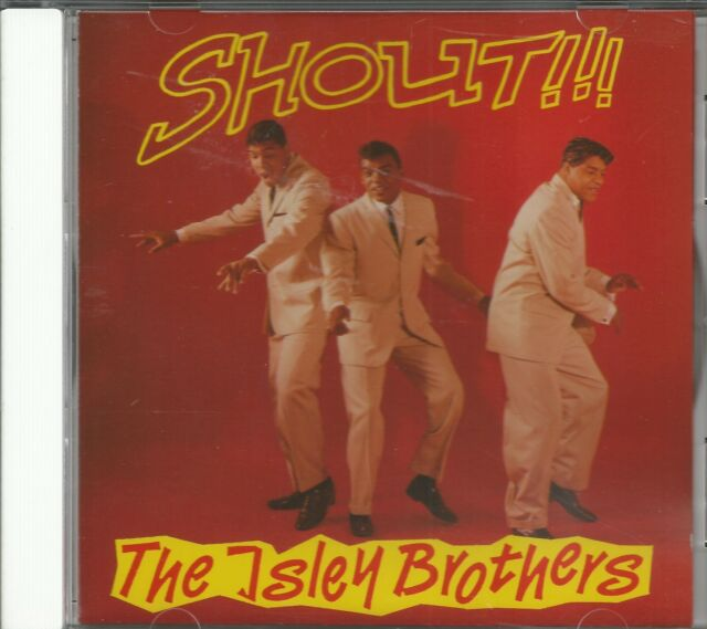 ISLEY BROTHERS - Shout - LIKE NEW - CD