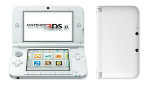 Nintendo-3DS-XL-Console-Limited-Edition-White-PAL-AUS-NEW-Warranty