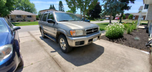 *CONDITIONALLY SOLD* 2004 Nissan Pathfinder 4x4