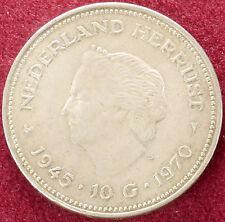 Netherlands 10 Gulden 1970  (C3108)