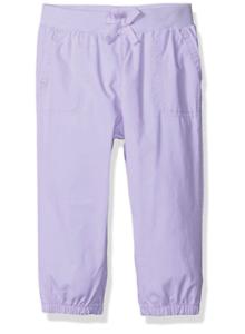 The Children's Place Baby Girls Sweet Li'l Skinny Pants Purple Ribbon 18-24 Mos