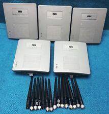 LOT of 5 Cisco Aironet 1200 Series Wireless Access Point AIR-AP1231G-A-K9