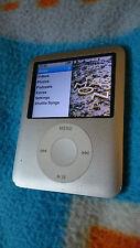 Apple iPod nano 3rd Generation Silver (4 GB) - Good Condition, Bargain!