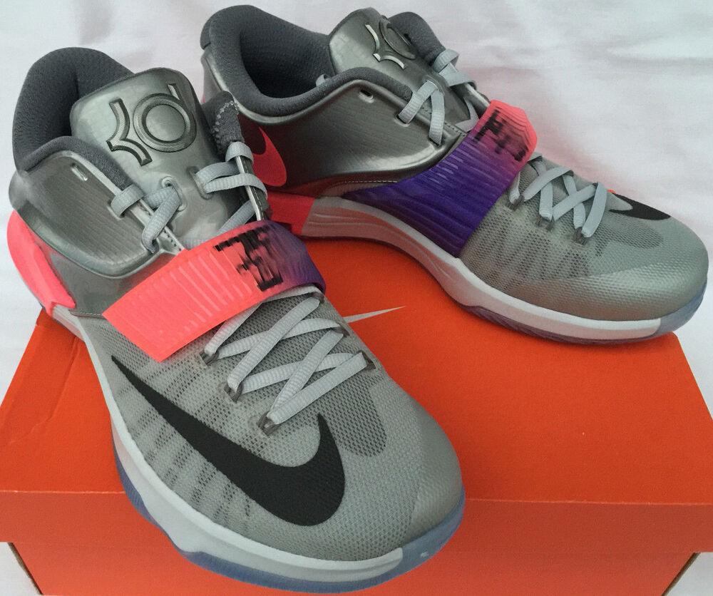 sale retailer 3d067 2ceaa Nike KD KD KD 7 VII All Star Kevin Durant 742548-090 Basketball Chaussures  Homme 10 NBA NOUVEAU Chaussures de sport pour hommes et femmes c792ee