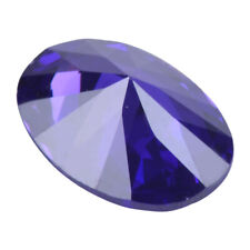 Purple Sapphire 13x18mm 23.58cts Oval Faceted Cut Shape AAAAA VVS Loose Gemstone