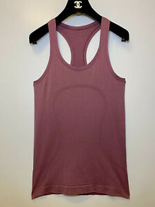 NWOT-2019-Lululemon-Sparkle-Swiftly-Tch-Speed-Tank-Pink-Purple-Moss-Rose-Shine-6