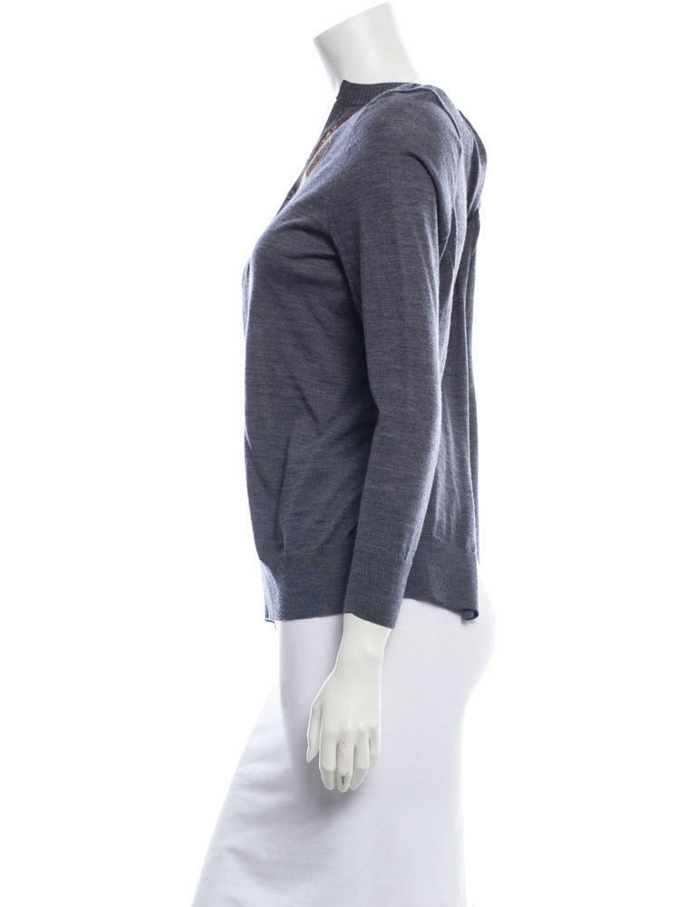 CRAZY COOL ASYMMETRIC  990 990 990 JUNYA WATANABE FOR COMME DES GARCONS CARDIGAN SWEATER f8d463