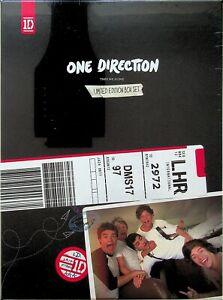 ONE-DIRECTION-Take-Me-Home-BOX-SET-LIMITED-EDITION-CD-T-SHIRT-BOOK-Harry-Styles
