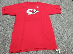 fb6ed35e5 Steve Breaston  19 Kansas City Chiefs Mens sizes Small S Reebok t ...