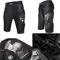 Men Motorcycle Motocross Racing Skiing Armor Pads Hips Legs Protector Pants