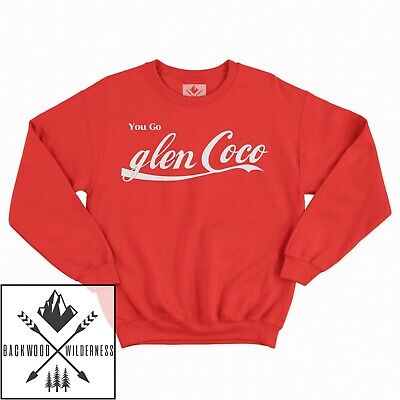 You Go Glen Coco unisex jumper sweatshirt pullover 4 For You Glen Coco