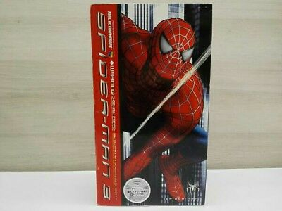 1//6 Action Figure from Japan NEW Medicom RAH Real Action Hero Spider-Man 3Ver