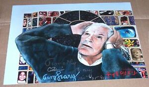 SIGNED-TIMOTHY-LEARY-amp-ARTIST-CAROLYN-FERRIS-PORTRAIT-PSYCHEDELIC-TIMOTHY-LEARY