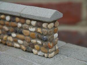 25 Sq Ins Miniature Pebblestones Pour Revêtement De Maisons De Poupées-afficher Le Titre D'origine