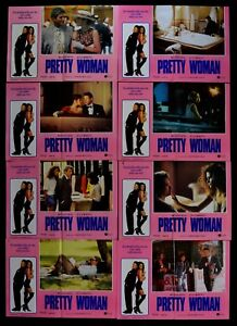 H78 Lot Fotobusta Pretty Woman Richard Gere Julia Roberts