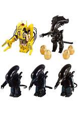 Medicom Toy Kubrick Aliens Set [ Ripley, Powerloader, Alien Queen, Warrior ]