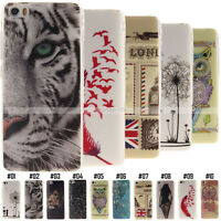 Fashion Silicone Skin TPU Soft Case Painted Cover For Xiaomi Mi5 Redmi 3S Note 3
