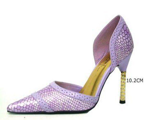 Extrem auffallende  Designer High High High Heels Stilettos