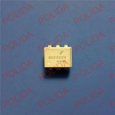 10PCS MOC3023M MOC3023 Optocoupler DIP-6 IC Original Farichild