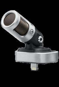 Shure iOS Digital Stereo Kondensator Mikrofon - MV88