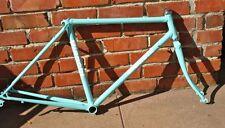 """42cm (24"""" wheel) vintage Bianchi frame-set, Refinished + extras"""