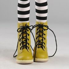 Dollmore 1/4 BJD Shoes MSD - Sorriwa Walker (Mustard)