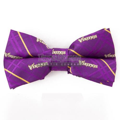 Minnesota Vikings Bow Ties FREE SHIPPING Pretied Vikings Bow Tie NWT
