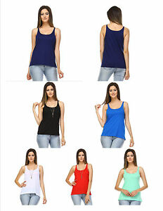 10 Pack Loose Solid Fitness Fashion Womens Racerback Tank Wholesale Lot