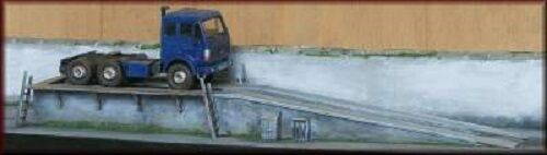 Knightwing Inspection Ramp PM128 Kit for HO and OO Scale
