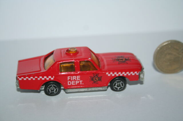 Unbranded Fire Chief Car