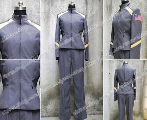 Stargate Atlantis Cosplay Dr.Jennifer Keller Costume Cool Classic Style Uniform