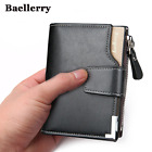 NEW Baellerry brand Wallet Men leather men wallets purse High quality guarantee!