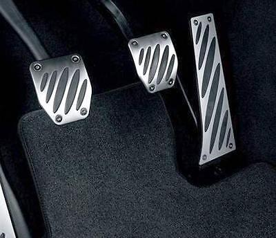 For BMW Auto AT Pedal Set E46 E90 E92 E81 E88 E60 E63 X5 Z4 F10 F30 F32 F22 F15