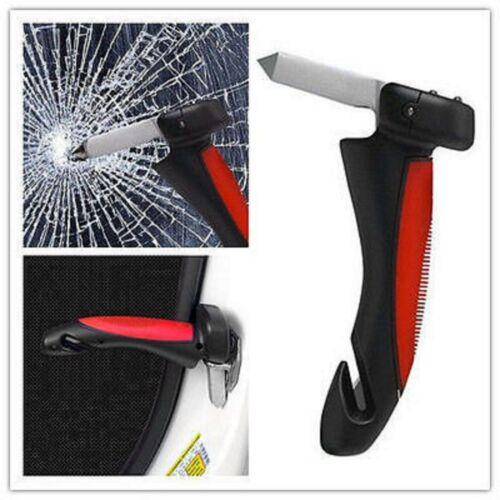 Car Door Handle Disability Elderly Standing Aid Cane /& Flashlight Glass Breaker